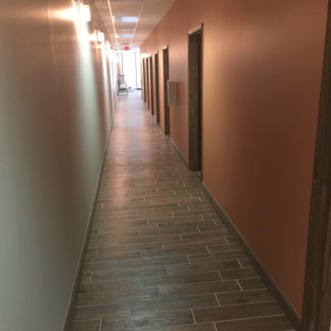 Luxury vinyl tile from Carpet Village in Glen Burnie, MD