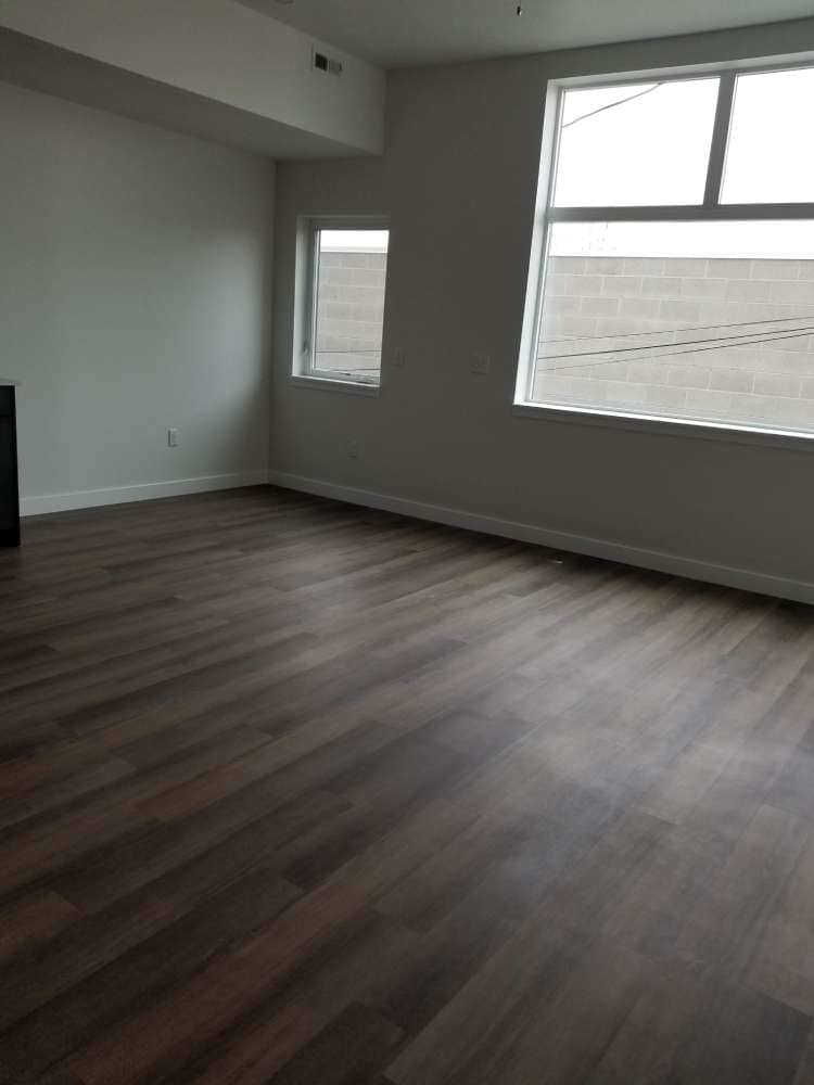 Dark tone wood floors in Cottonwood Heights, UT from Underwood Carpets & Floorcovering