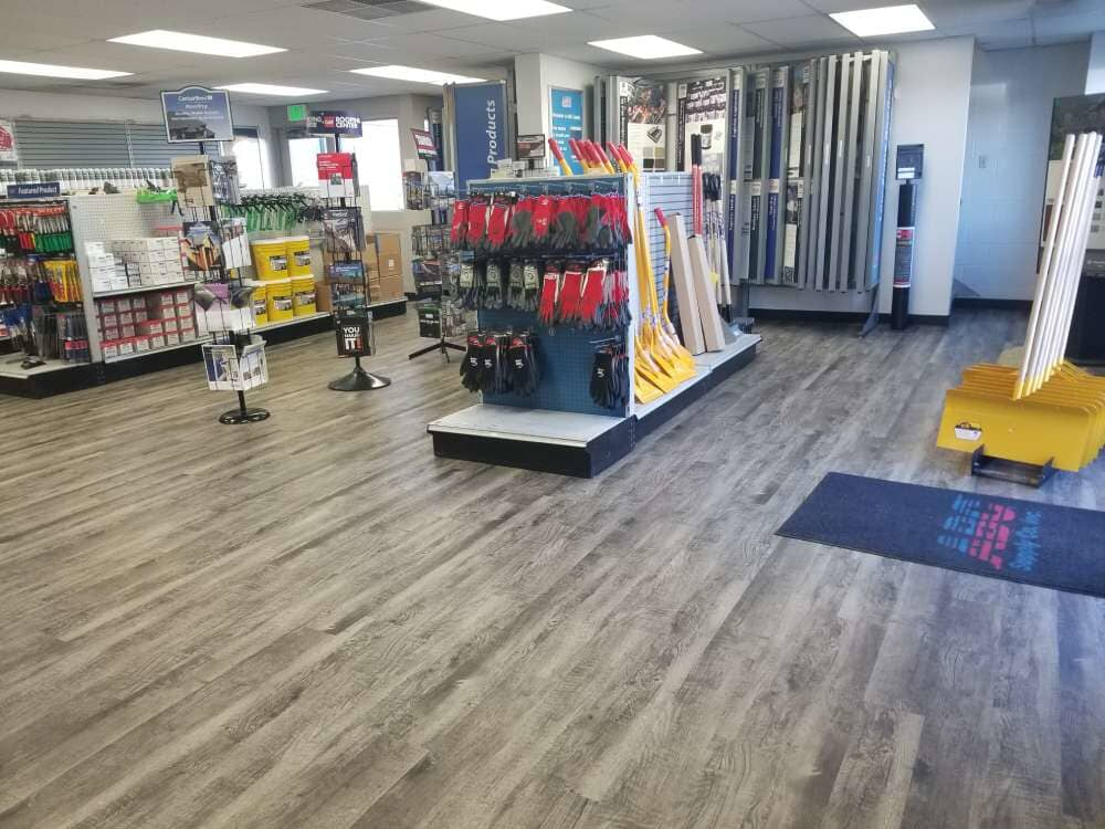 Retail flooring installation in Draper, UT from Underwood Carpets & Floorcovering