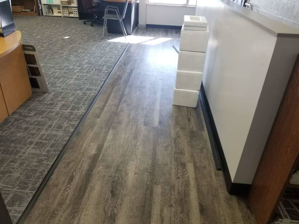 Commercial flooring solution in Park City, UT from Underwood Carpets & Floorcovering