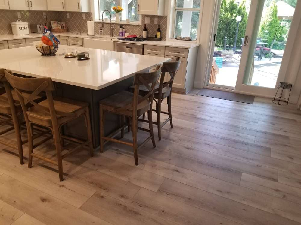 Wood look tile in Draper, UT from Underwood Carpets & Floorcovering