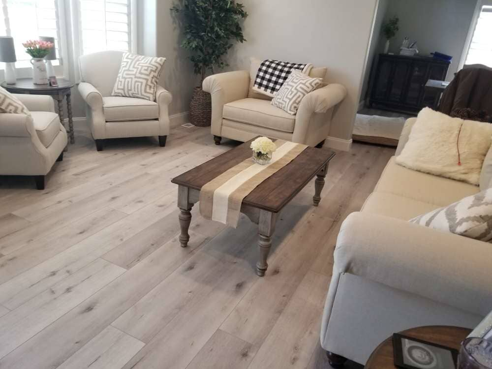 Natural grain wood floors in Sandy, UT from Underwood Carpets & Floorcovering