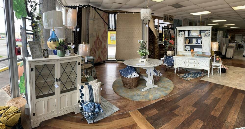 The perfect decor for your Orange, TX home from Odile's Fine Flooring & Design