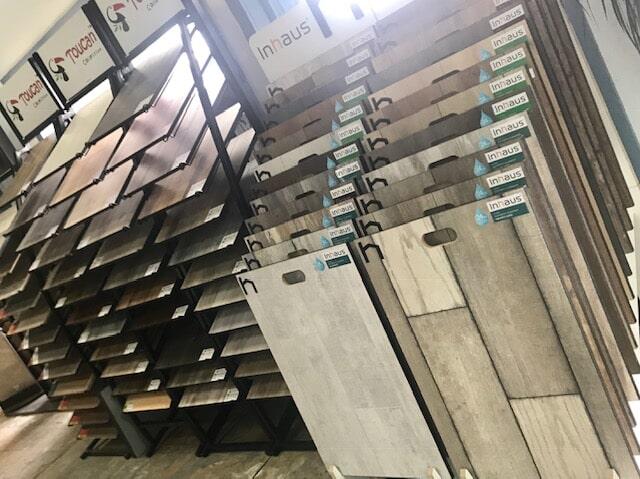 Wayco Flooring Ltd showroom near Langley, BC