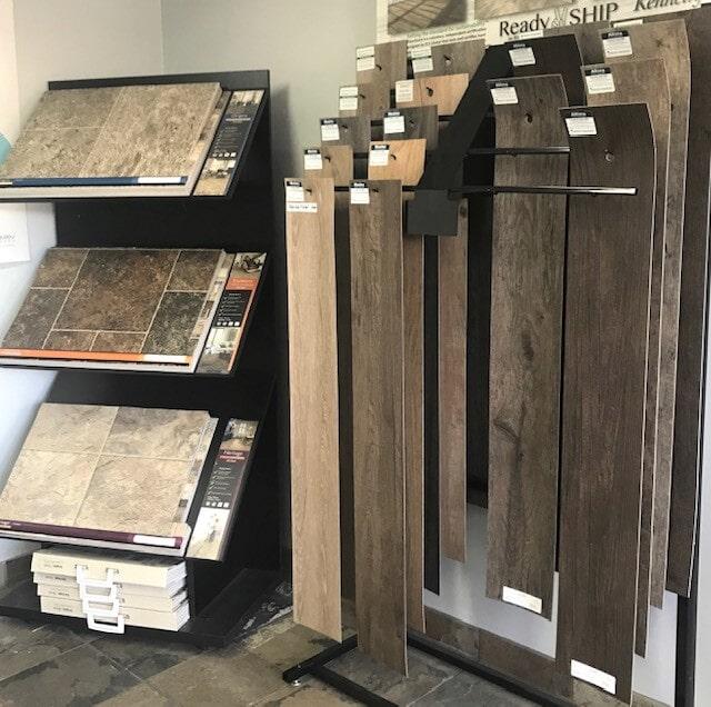 Wayco Flooring Ltd showroom near Chilliwack, BC