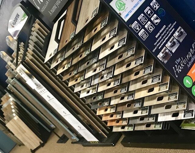 Wayco Flooring Ltd showroom near Mission, BC