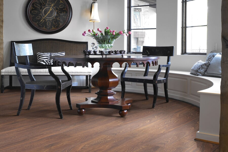 Wood look laminate flooring in Bothell, WA from Haight Carpet & Interiors