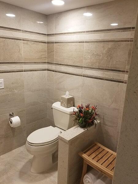 Bathroom tiles from Agler Kitchen, Bath & Floors in Stuart, FL
