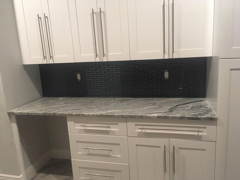 Kitchen countertop in Bonita Springs, FL from Classic Floors & Countertops