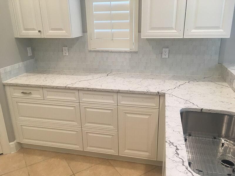Indoor kitchen in Collier County, FL from Classic Floors & Countertops