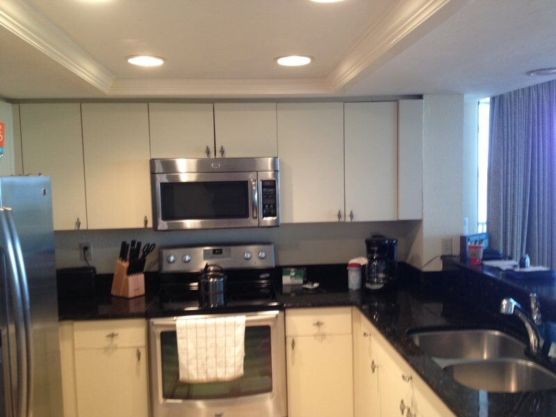 Kitchen cabinets in Collier County, FL from Classic Floors & Countertops