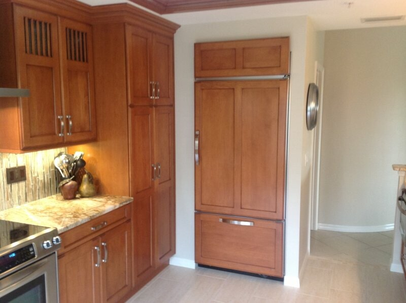 Kitchen cabinetry in Lee County, FL from Classic Floors & Countertops