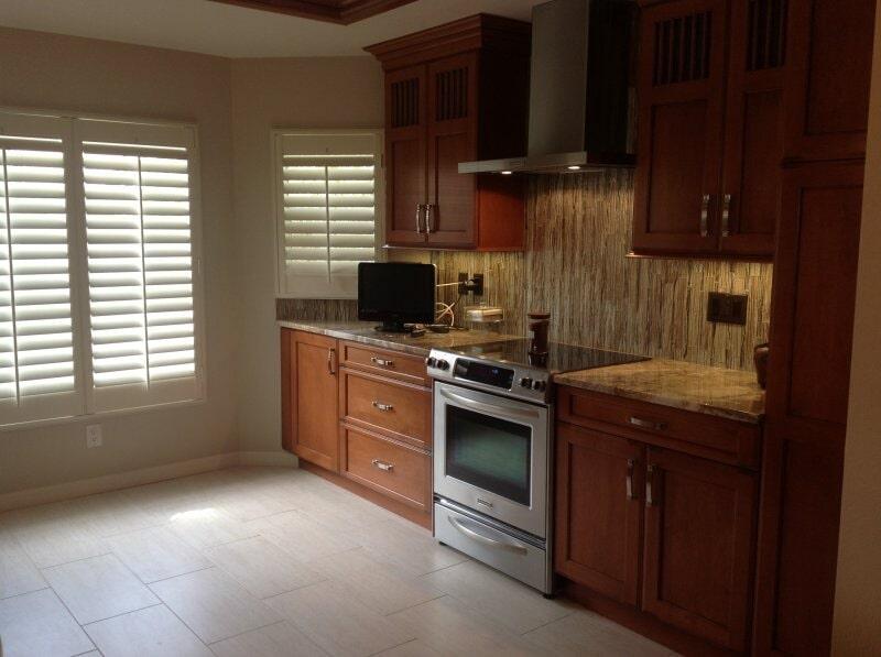 Kitchen tile in Bonita Springs, FL from Classic Floors & Countertops