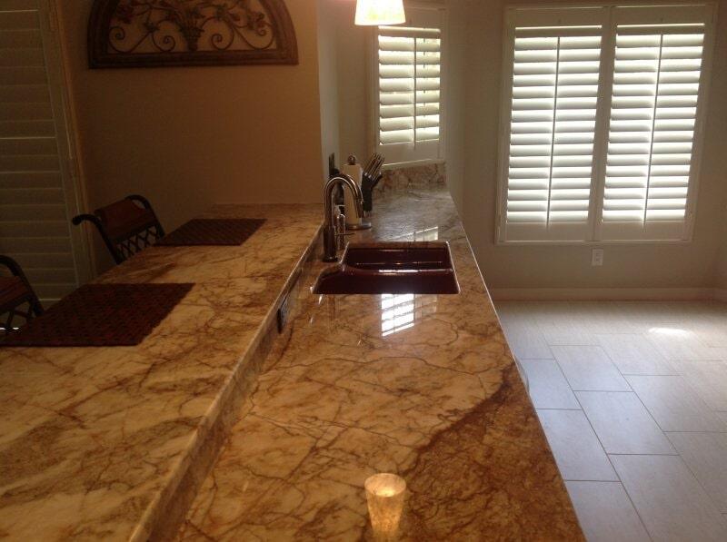 Stone Countertops in Bonita Springs, FL from Classic Floors & Countertops