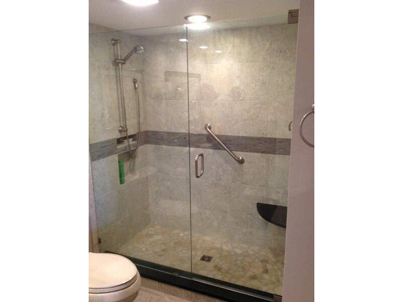 Bathroom shower in Bonita Springs, FL from Classic Floors & Countertops
