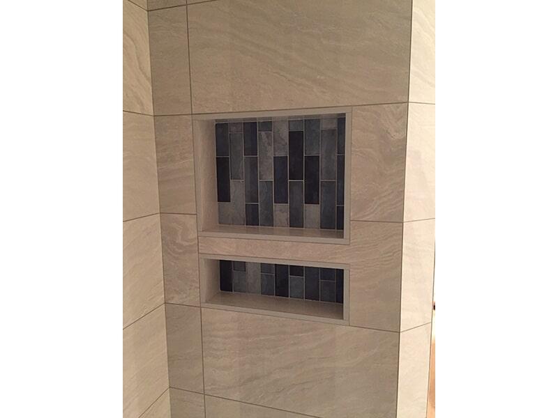 Custom showers in Bonita Springs, FL from Classic Floors & Countertops