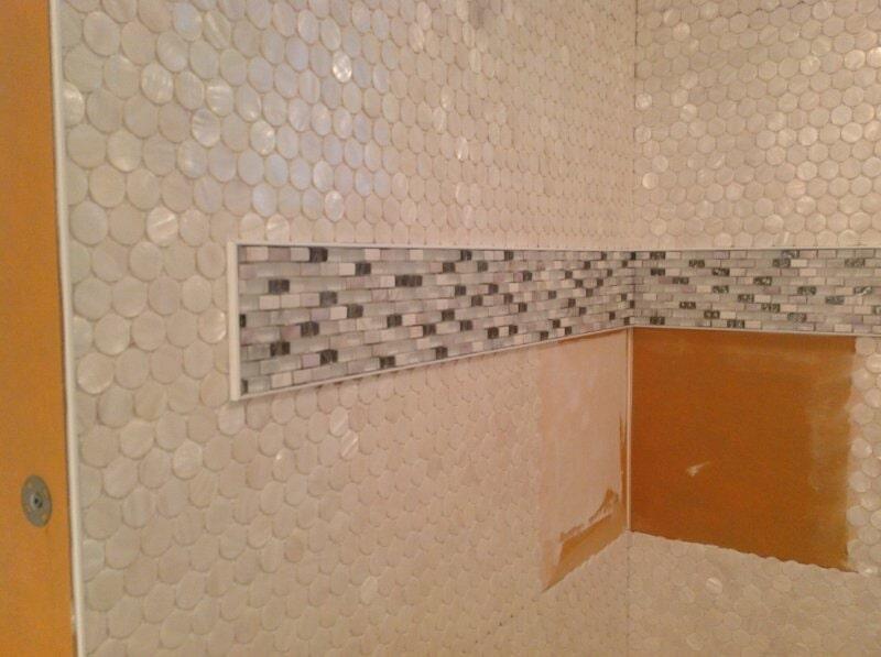 Tile backsplash in Bonita Springs, FL from Classic Floors & Countertops