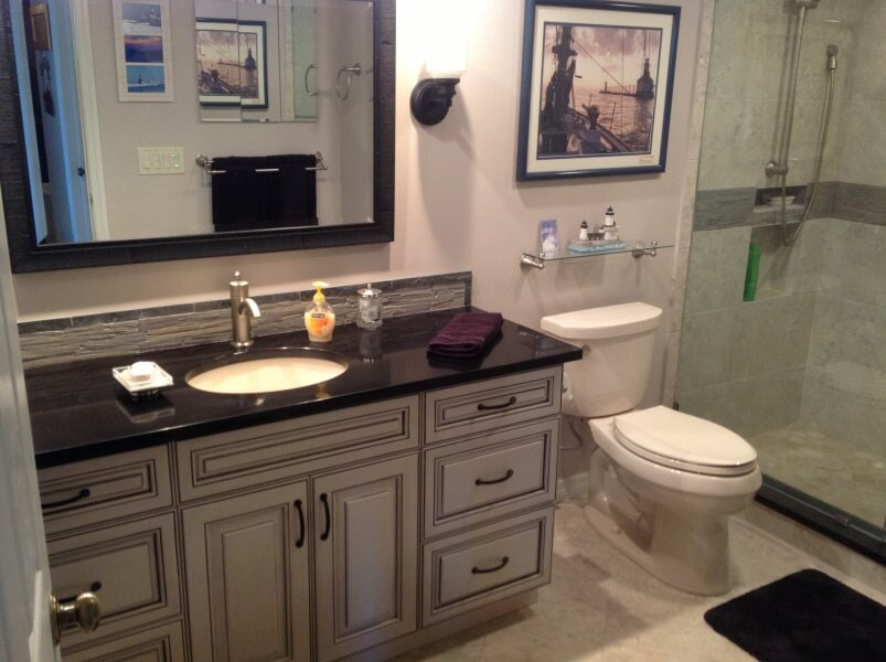 Bathroom vanity in Lee County, FL from Classic Floors & Countertops