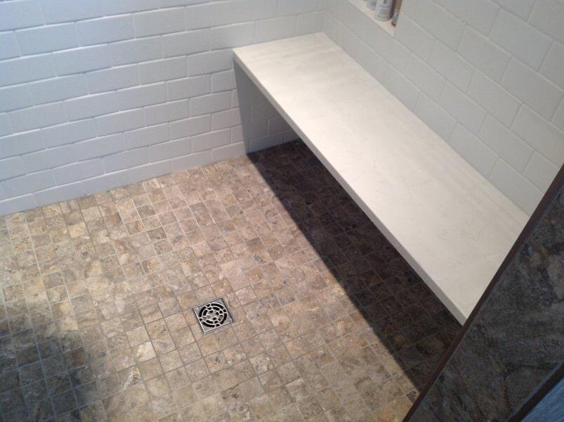 Bathroom shower tile in Bonita Springs, FL from Classic Floors & Countertops