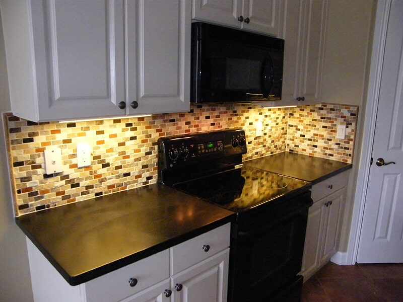 Backsplash in Bonita Springs, FL from Classic Floors & Countertops
