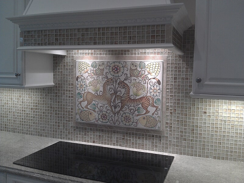 Glass tile in Lee County, FL from Classic Floors & Countertops