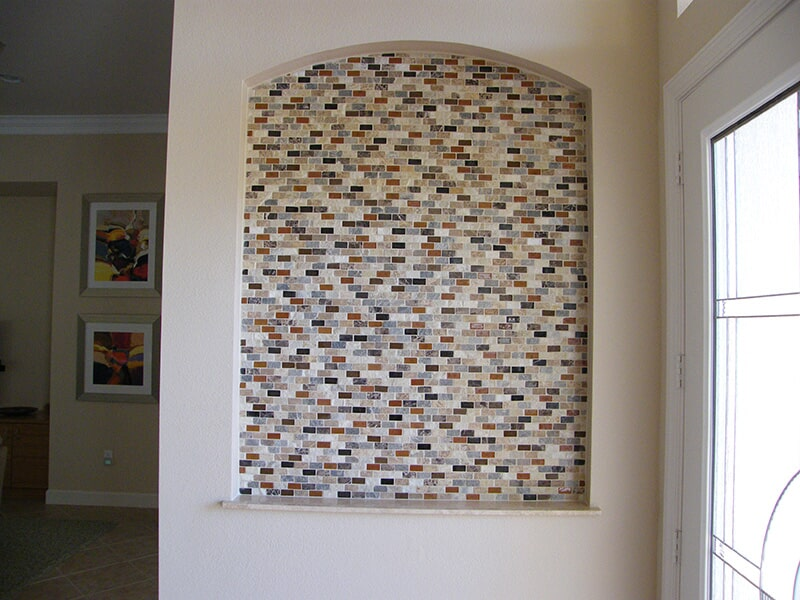 Decorative wall tile in Collier County, FL from Classic Floors & Countertops