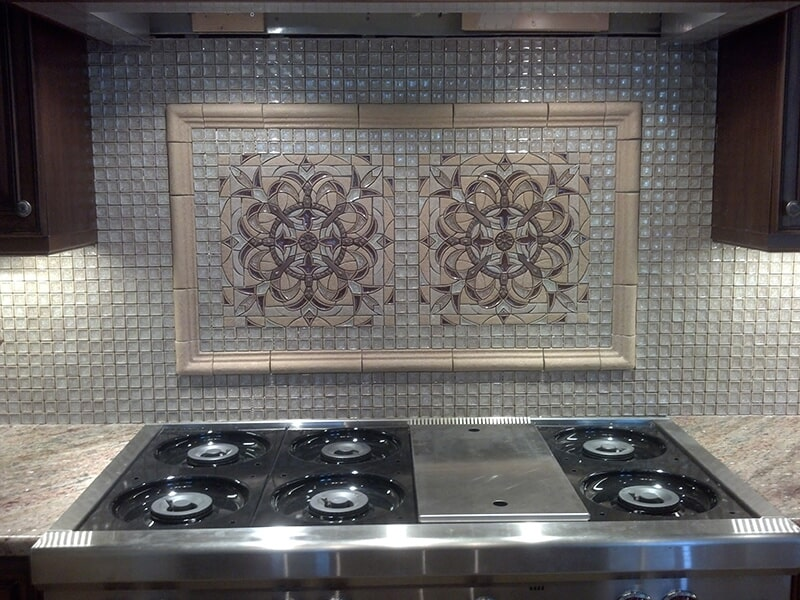Backsplash in Collier County, FL from Classic Floors & Countertops