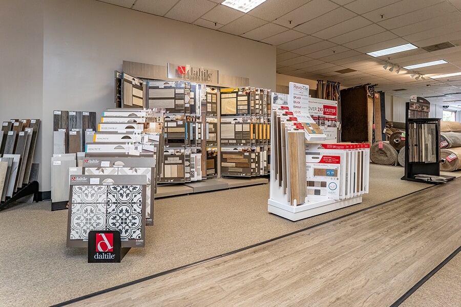 Ceramic tile flooring for your Parris Island, SC home from Southern Carpet Wholesale