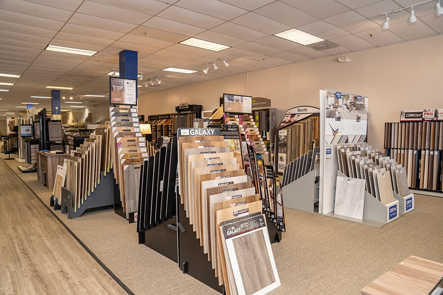 Hard surface flooring for your Beaufort, SC home from Southern Carpet Wholesale