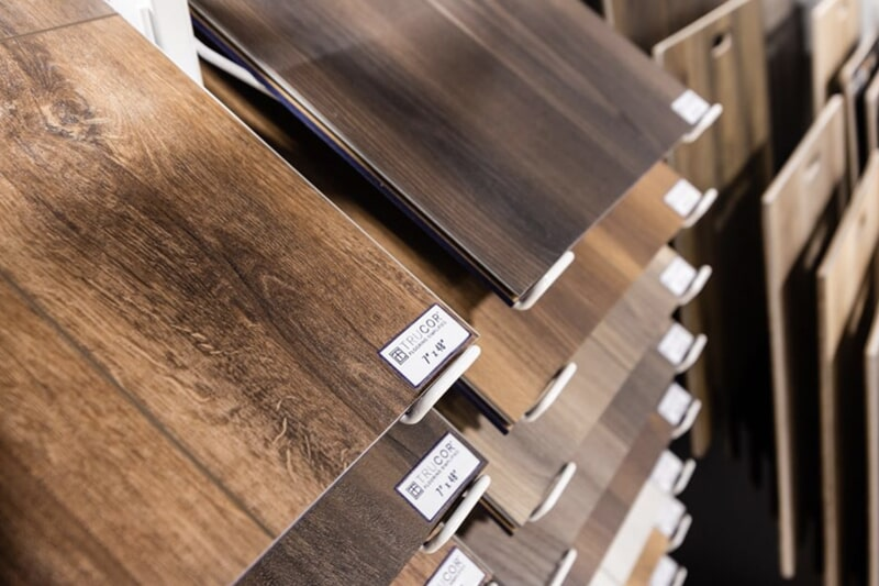 Hard surface flooring for your Burnsville, MN home from Galaxie Floor Stores