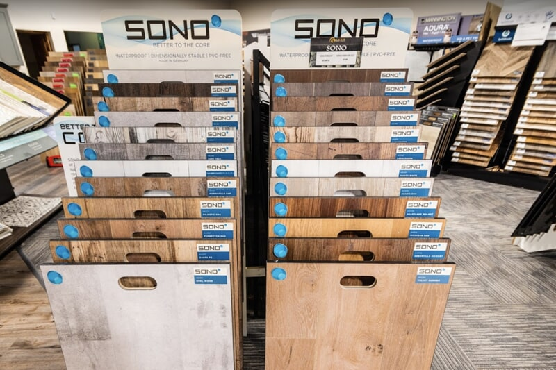 Inhaus SONO flooring for your Apple Valley, MN home from Galaxie Floor Stores