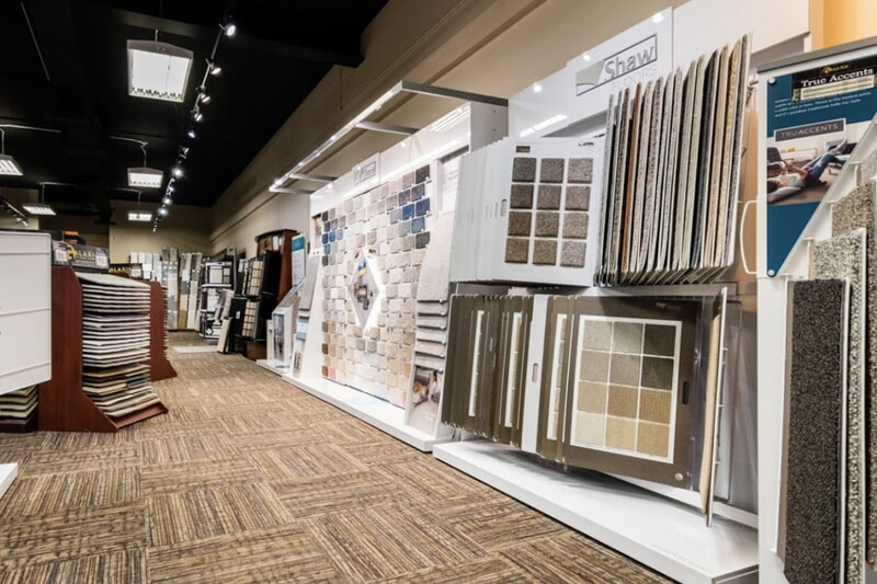 Soft surface flooring for your Eagan, MN home from Galaxie Floor Stores
