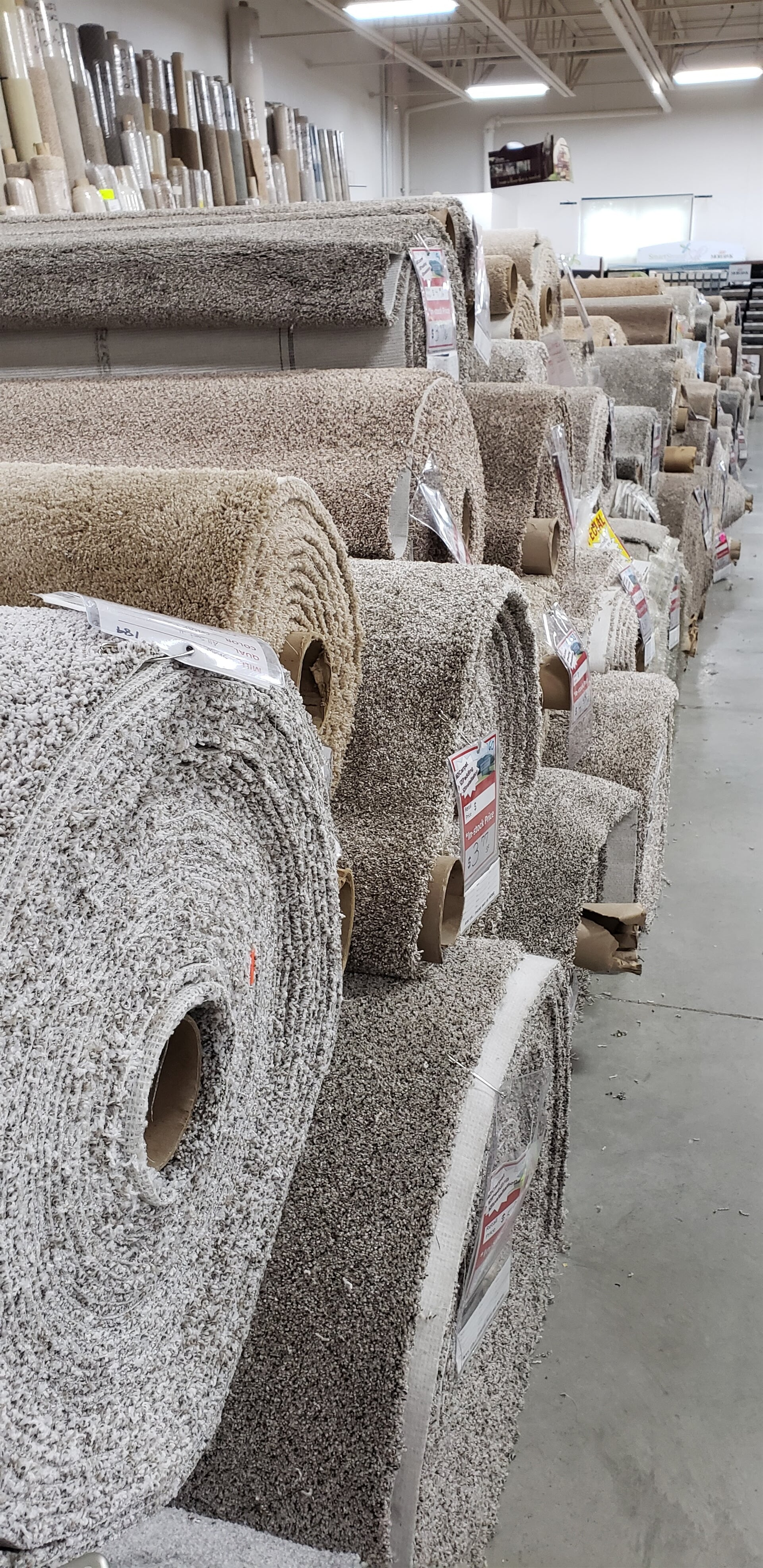 Endless carpet options for your Salem, WI home from Carpets Plus Outlet