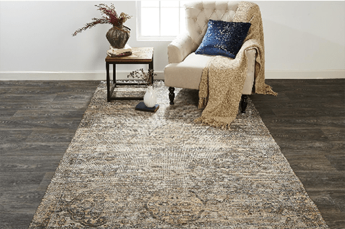 Modern area rugs in Beaumont, TX from Odile's Fine Flooring & Design