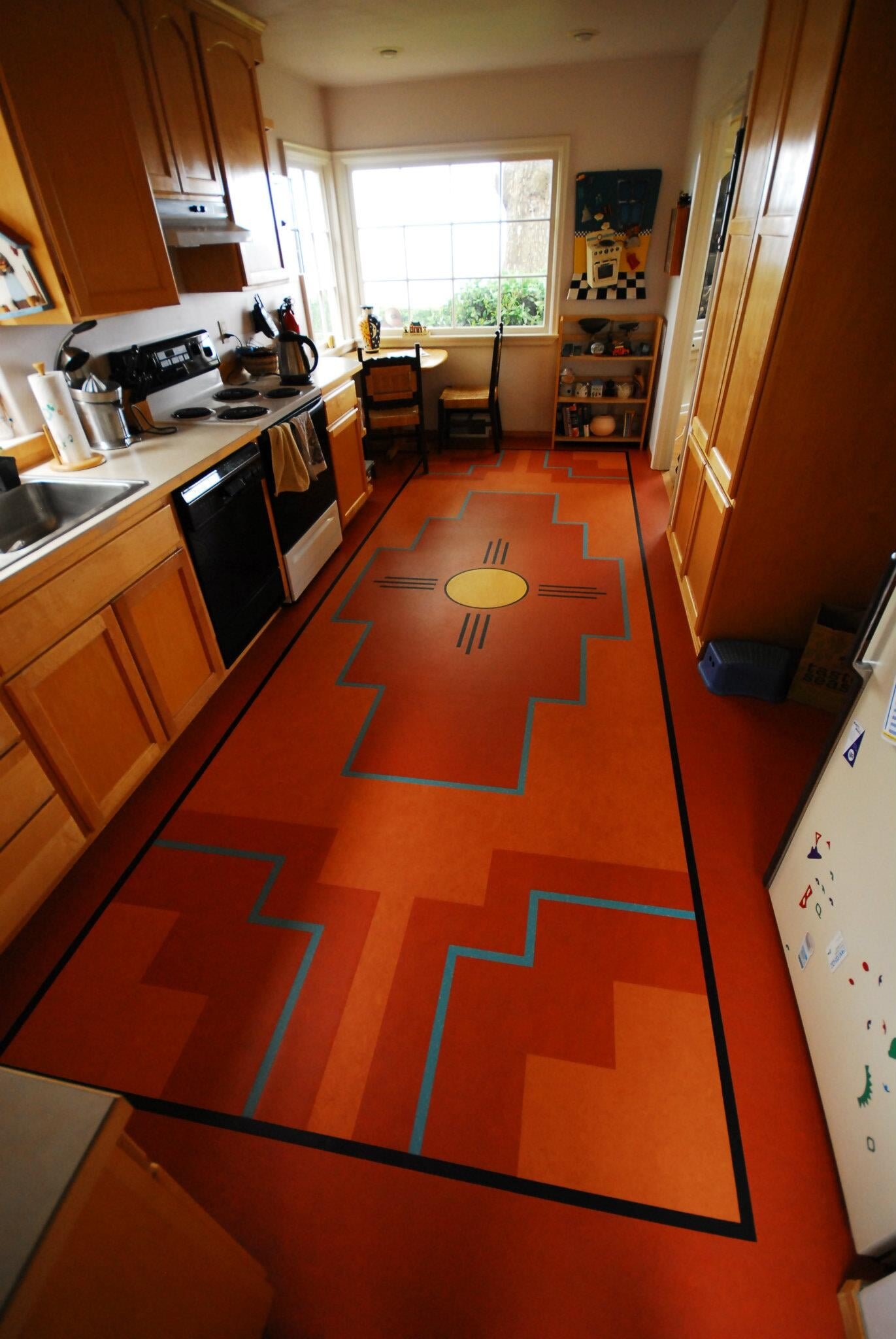 Vinyl flooring from LeBlanc Floors & Interiors in Bellevue, WA