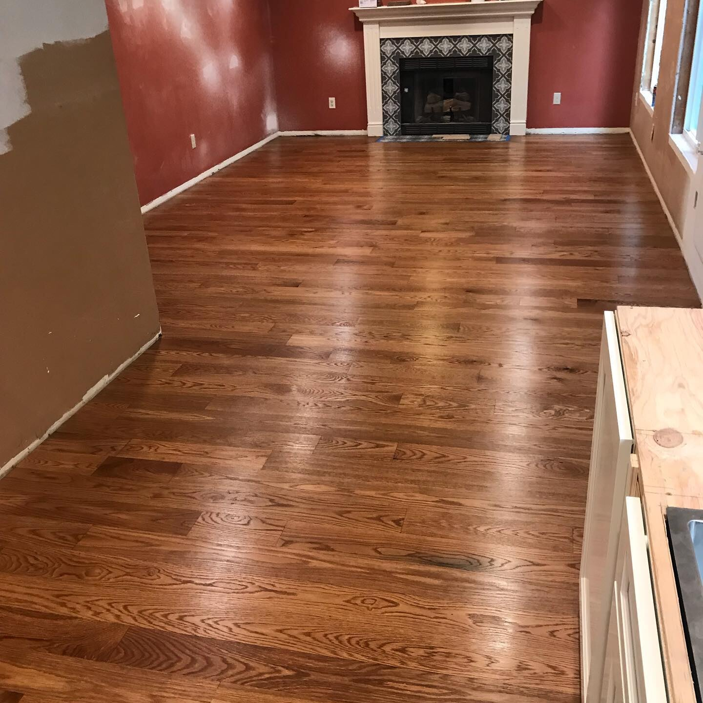 Hardwood flooring from LeBlanc Floors & Interiors in Northgate, WA