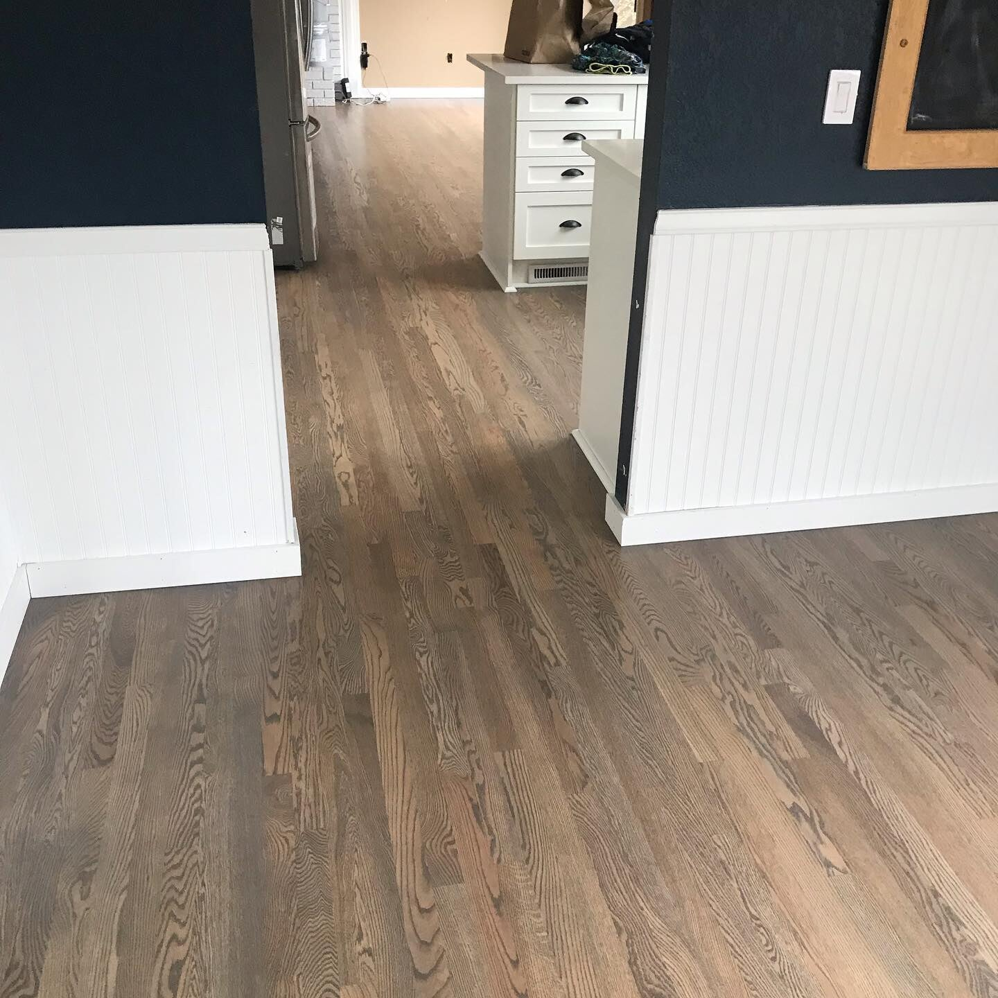 Luxury vinyl plank flooring from LeBlanc Floors & Interiors in Lake City, WA