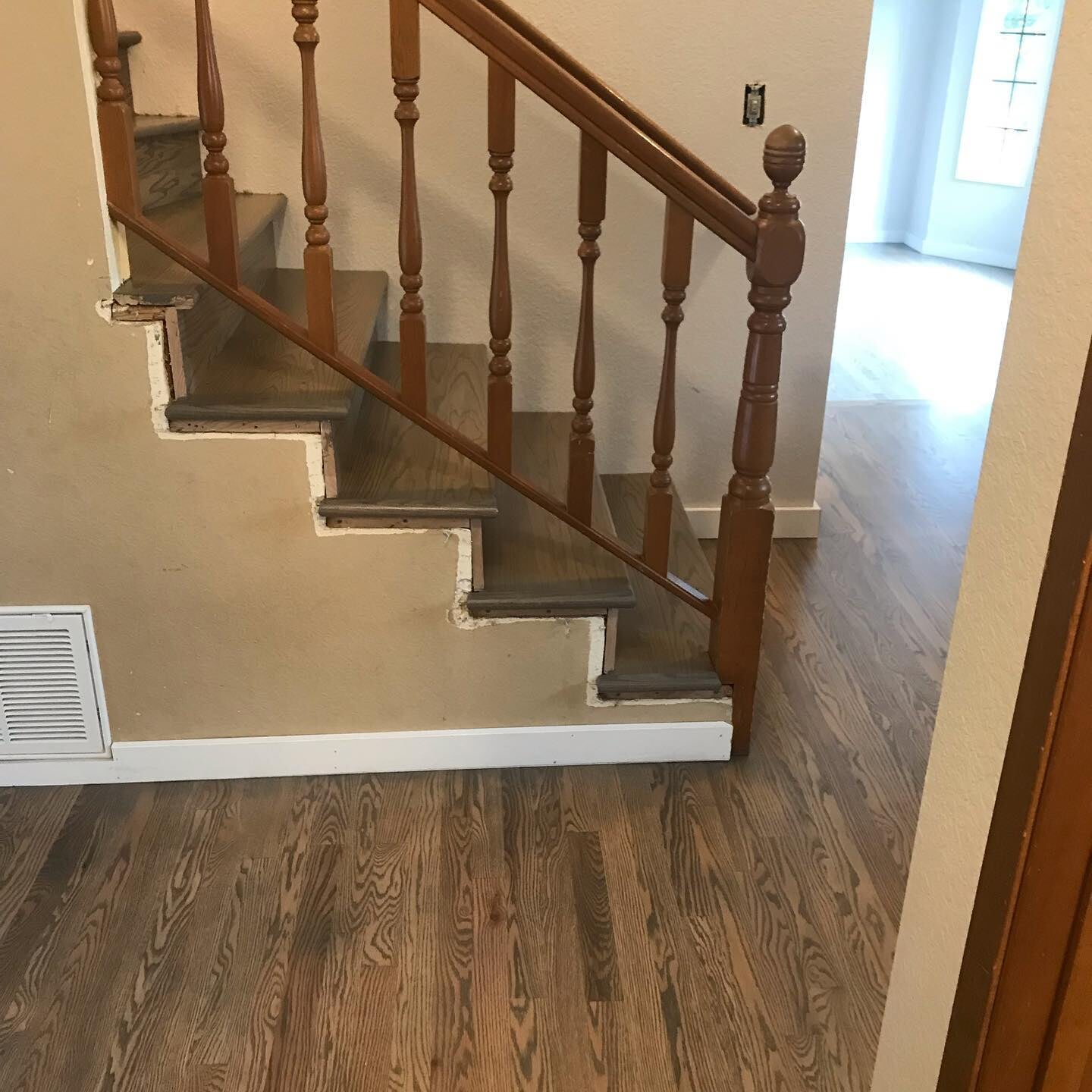 Hardwood floors from LeBlanc Floors & Interiors in Shoreline, WA