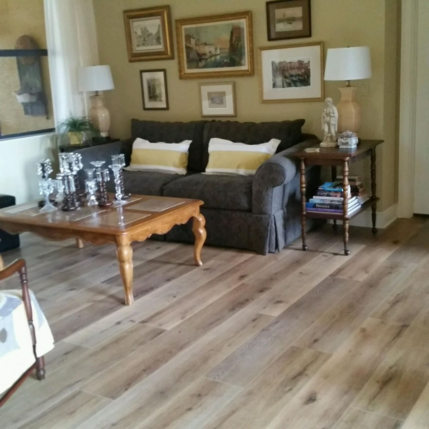 Modern wood flooring in Bradenton, FL from Paradise Floors and More