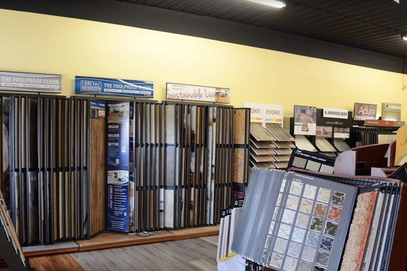 Carpet flooring in North Liberty, IA from the Christian's Carpets & Fine Flooring showroom