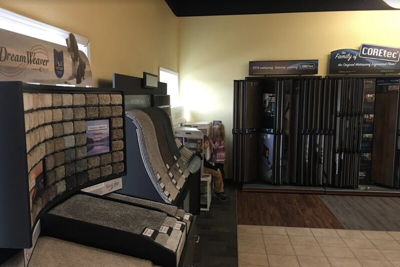 Carpet in Oroville, IA from the Christian's Carpets & Fine Flooring showroom