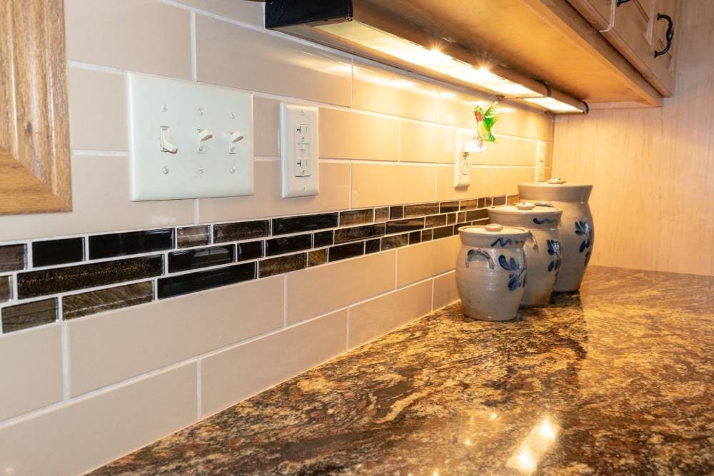 Residential Backsplash