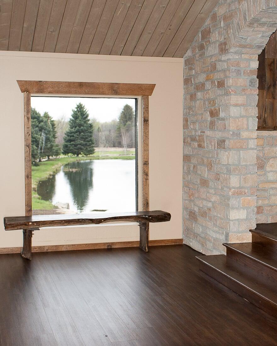 Modern hardwood at Fishermen's Inn in Elburn, IL from Carlson's Floors