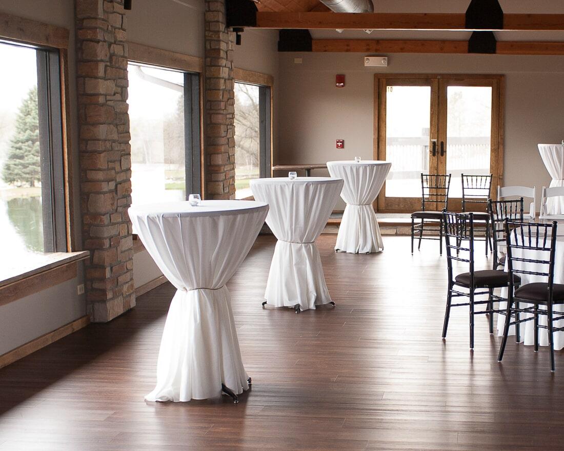 Hardwood flooring at Fishermen's Inn in Elburn, IL from Carlson's Floors