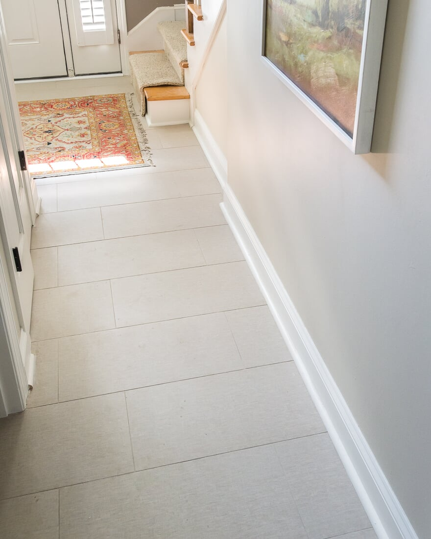 Modern tile flooring in Geneva, IL from Carlson's Floors
