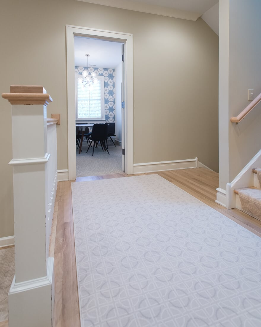 Beautiful area rug in Hinsdale, IL from Carlson's Floors