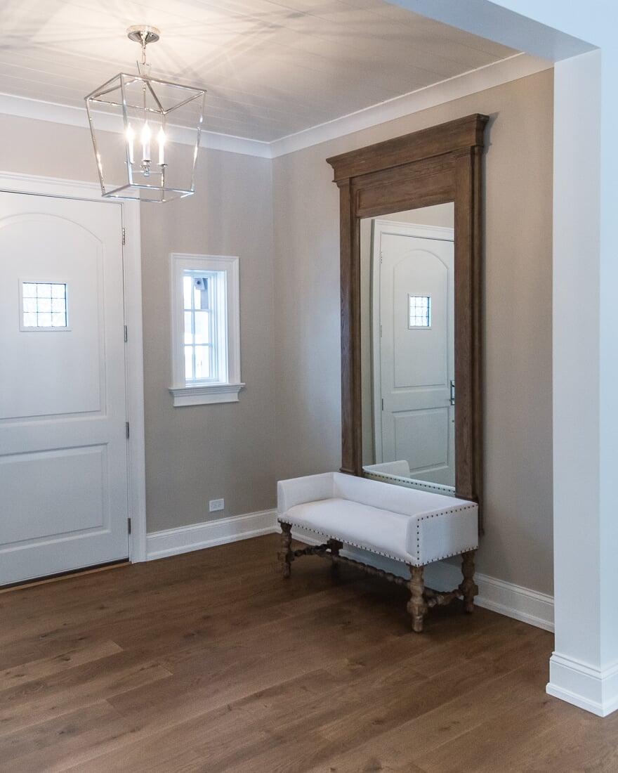 Oak hardwood flooring in Geneva, IL from Carlson's Floors