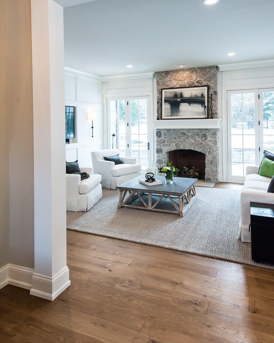 White oak hardwood in Geneva, IL from Carlson's Floors