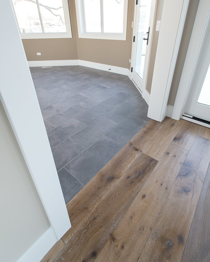 Beautiful new floors in Lake Holiday, IL from Carlson's Floors