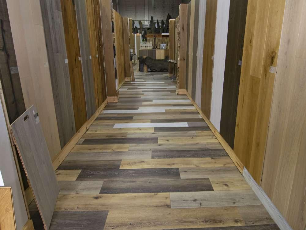 Multi-color hardwood flooring for your Bridgeport, CT home from SunShine Floor Supplies